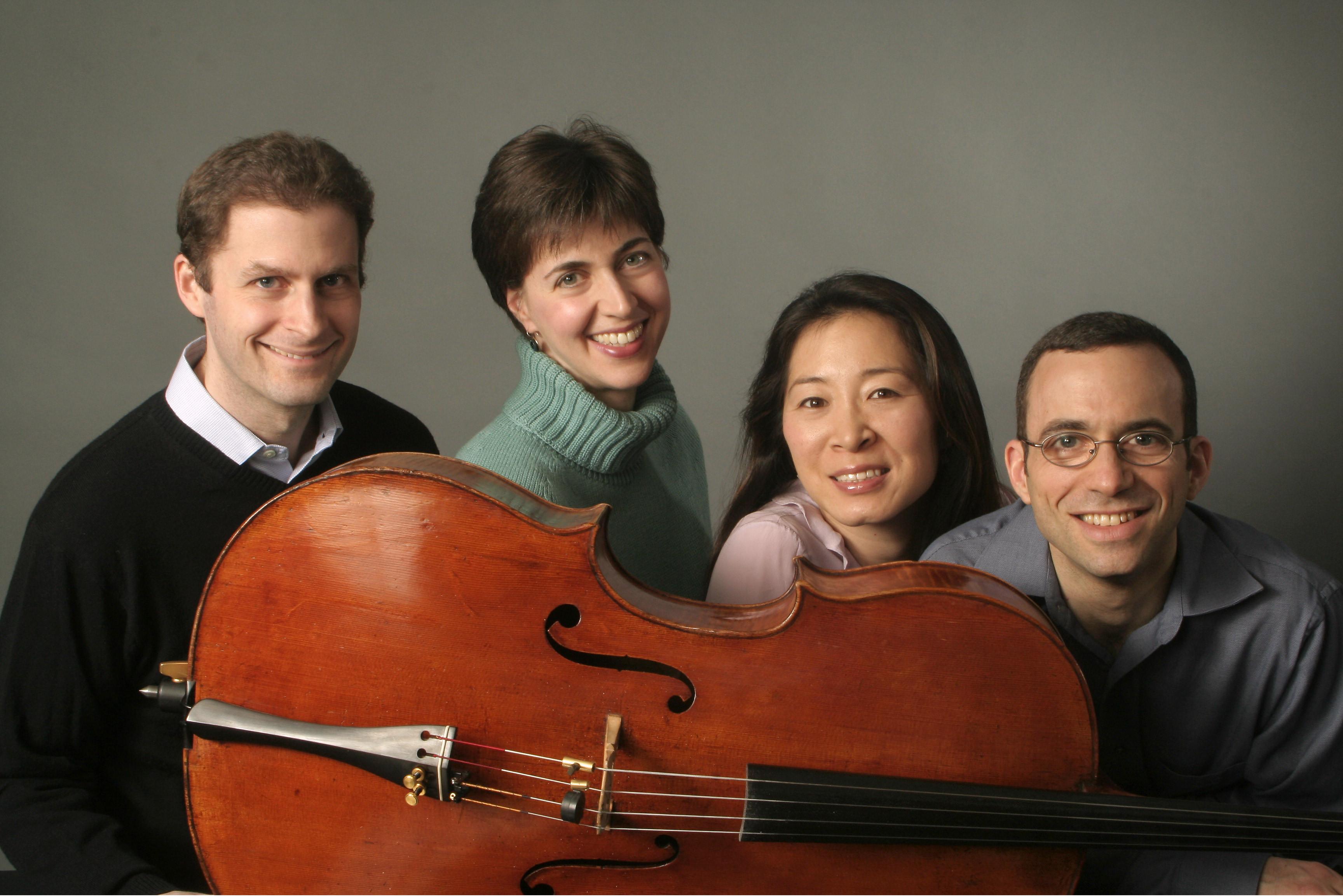 About the Brentano String QuartetBrentano Quartet