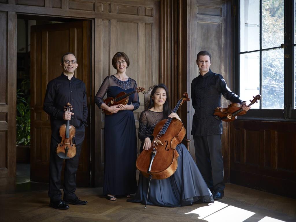 The Brentano String QuartetBrentano Quartet